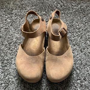 Birkenstock Sandals Women's 8 - 8.5 (39) Brown